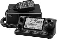 IC-7100 control head