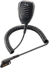 HM-222 Waterproof microphone with emergency button