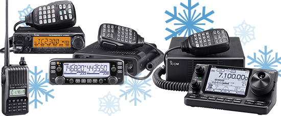 icom winter savings promo