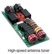 High speed antenna tuner